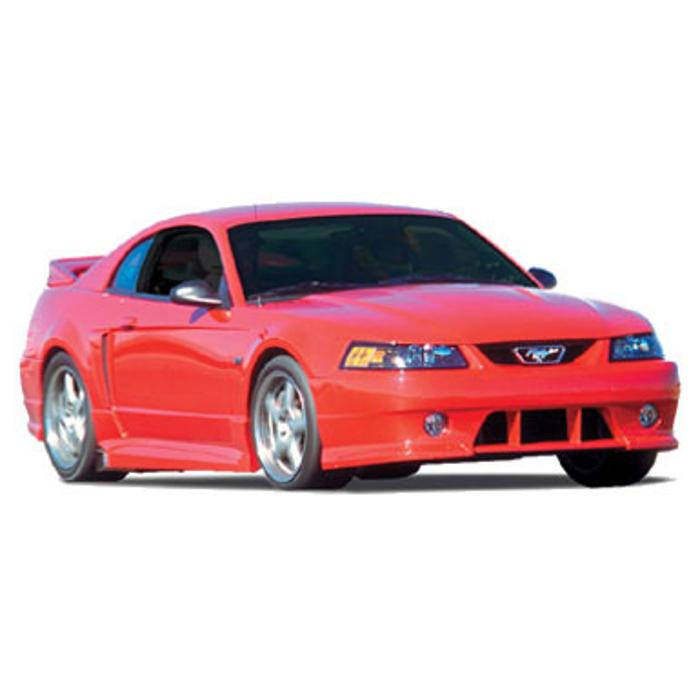 Body Kit with Wing 1999-2014 Ford Mustang