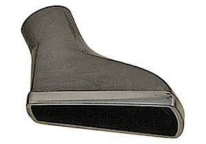 1999-2004 Mustang Exhaust Tip Right, Cast Aluminum