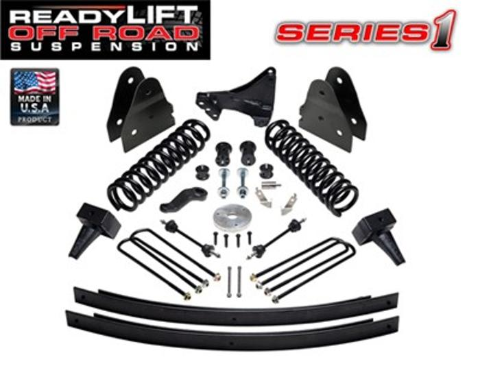 Ford Super Duty 5in Lift Kit - Series 1 - 2005-2007 - 49-2006
