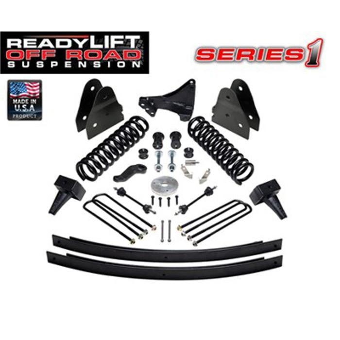 Ford Super Duty 5 in. Lift Kit - Series 1 - 2008-2010