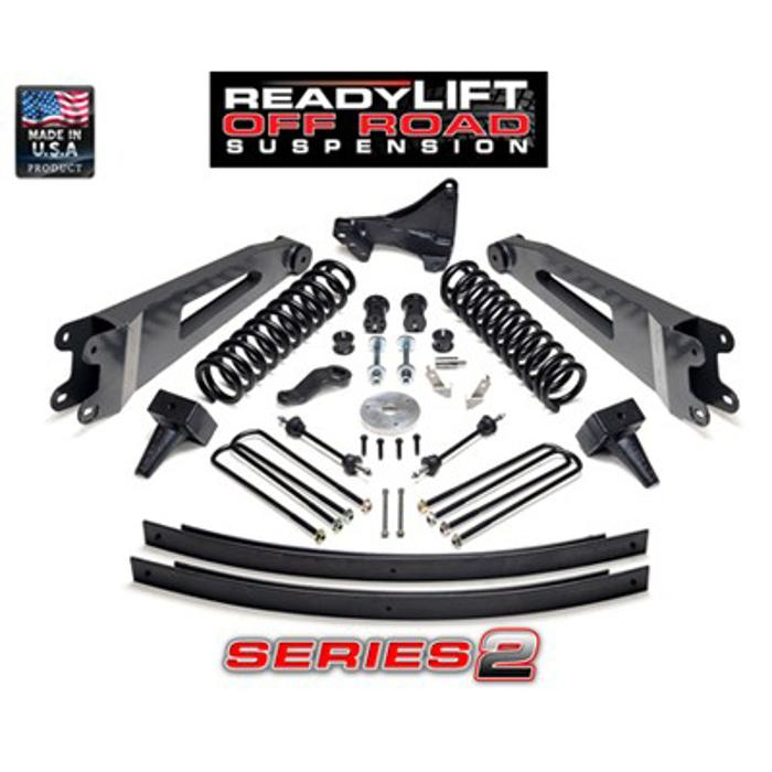 Ford Super Duty 5 in. Lift Kit - Series 1 - 2005-2007 - 49-2006