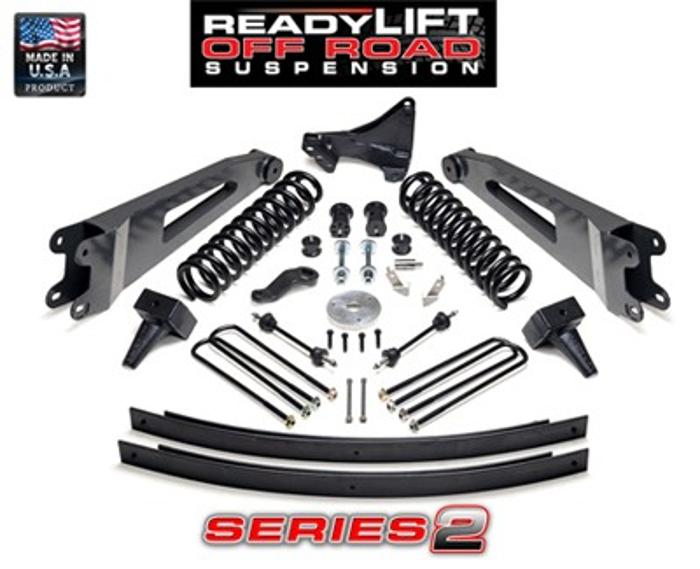 Ford Super Duty 5in Lift Kit - Series 2 - 2005-2007 - 49-2007