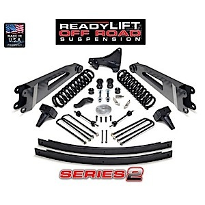 Ford Super Duty 5 in. Lift Kit - Series 2 - 2011-UP