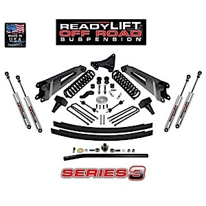 Ford Super Duty 5 in. Lift Kit - Series 3 - 2005-2007 - 49-2008