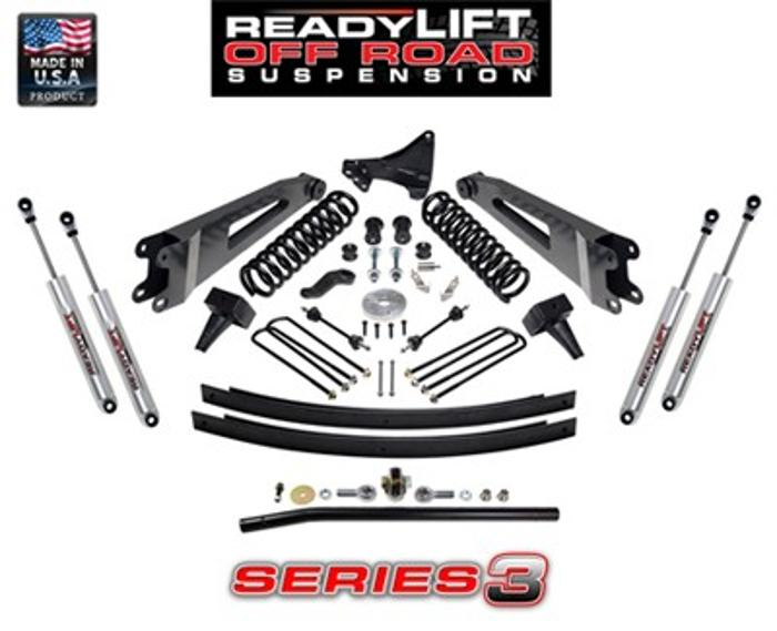 Ford Super Duty 5in Lift Kit - Series 3 - 2011-UP