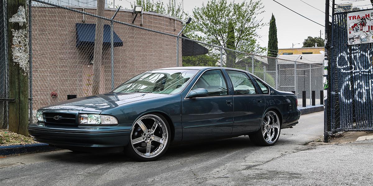 Delano Buick Tires >> Gallery - Down South Custom Wheels