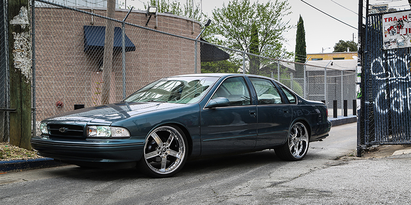 Delano Buick Tires >> Gallery - Down South Custom Wheels