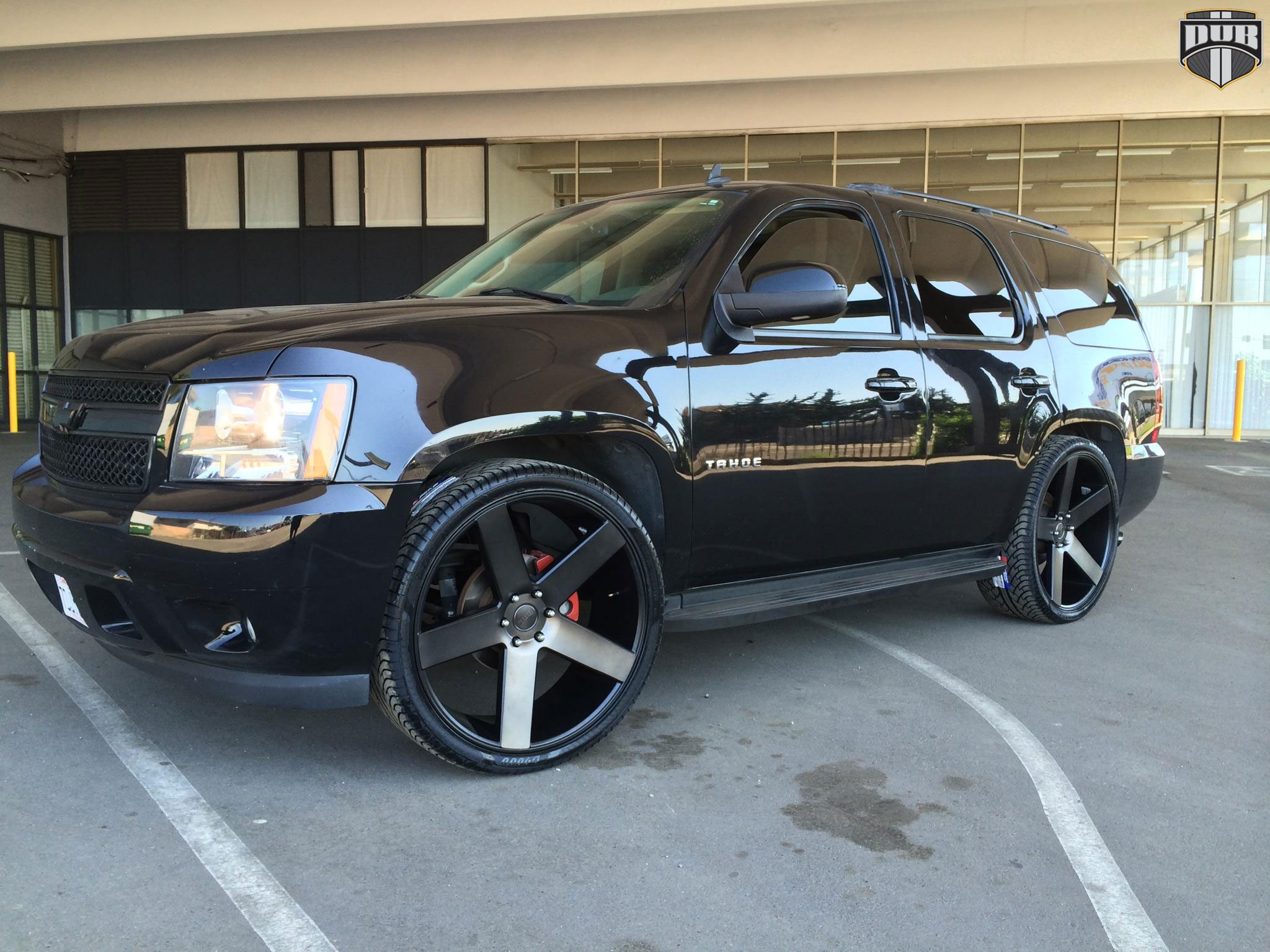DUB 1 Piece Baller S116 Wheels Down South Custom