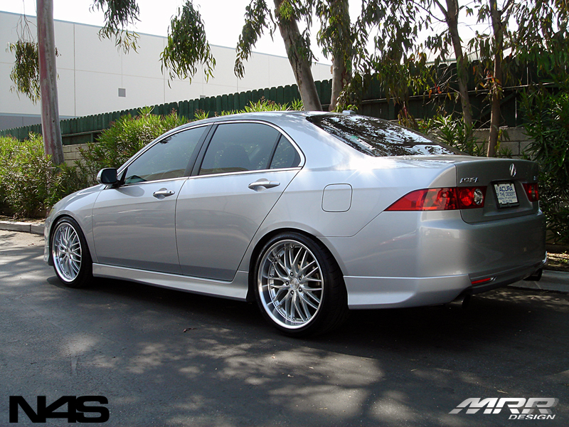 Gallery Down South Custom Wheels - Rims for acura tsx