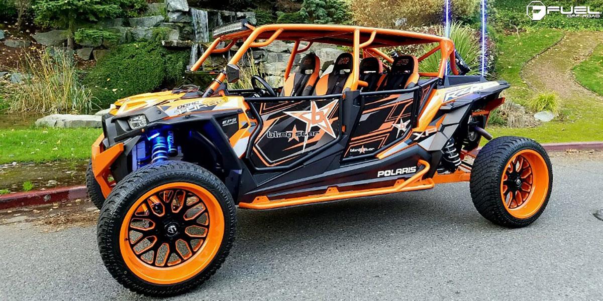 Fuel Utv Wheels Ff19 Utv Wheels Down South Custom Wheels