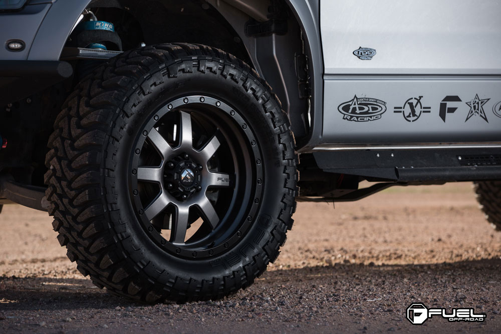 Gmc Canyon Throttle D513 Gallery Fuel Off Road Wheels