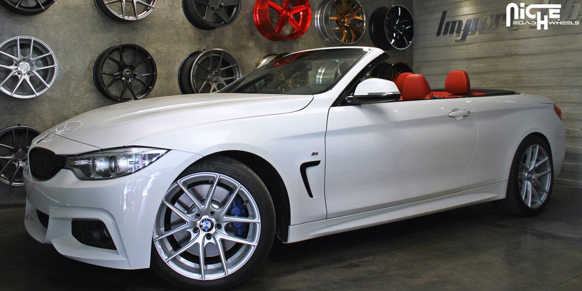 00313bc6eda BMW 4-Series Convertible Niche Sport Series Targa - M131