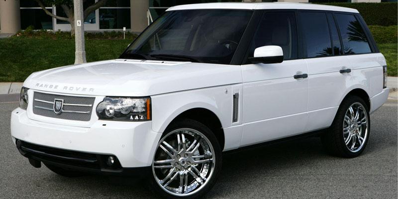 range rover custom gallery down south custom wheels