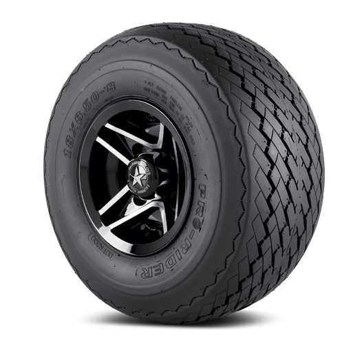 EFX Tires Pro-Rider 8in (Turf-Rated) Tires