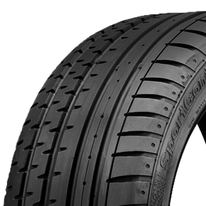Continental Tires ContiSportContact 2 Tire