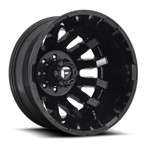 8 LUG BLITZ DUALLY REAR - D675