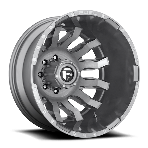 8 LUG BLITZ DUALLY REAR - D693