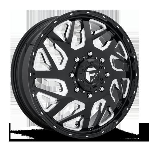 8 LUG FF51D - FRONT
