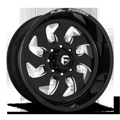 8 LUG FF52D - SUPER SINGLE FRONT