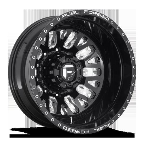 10 LUG FF55D - REAR