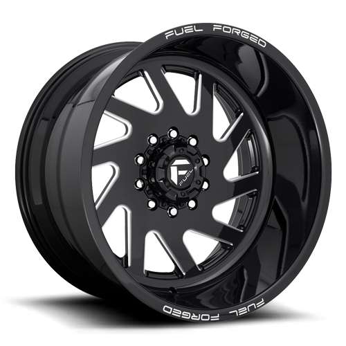 10 LUG FF65D - SUPER SINGLE FRONT