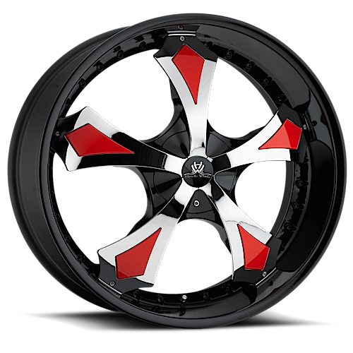 hipnotic joker wheels down south custom wheels. Black Bedroom Furniture Sets. Home Design Ideas