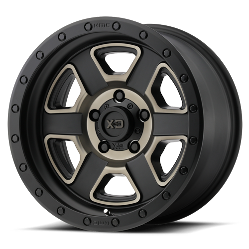 5 LUG XD133 FUSION OFF-ROAD