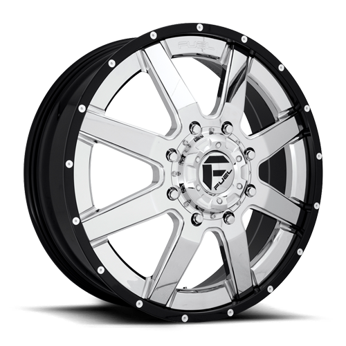 8 LUG MAVERICK DUALLY FRONT - D260