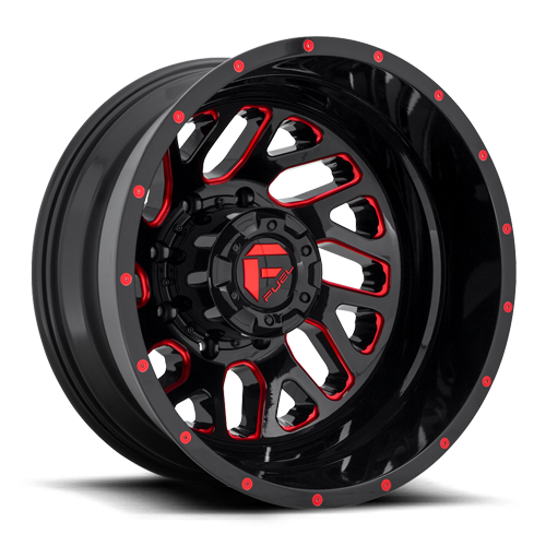 8 LUG TRITON DUALLY REAR - D656