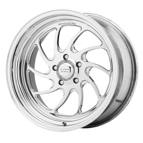 5 LUG VF539 - LEFT
