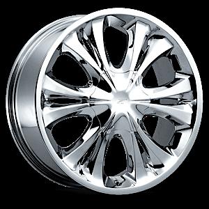 Platinum 078-079 X'Cess 6 Chrome