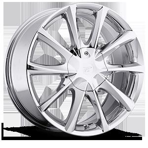 Platinum 081 E-Twine 5 Chrome