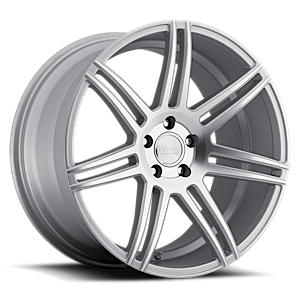 Concept One Wheels CSM - 7 5 Silver