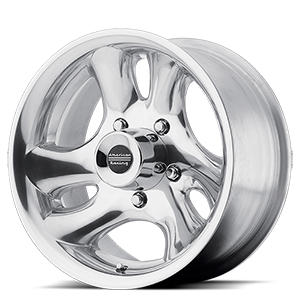 American Racing Custom Wheels AR136 Ventura 5 Polished