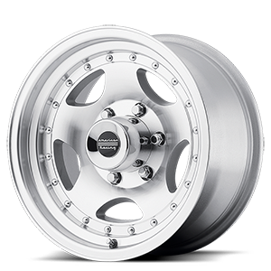 American Racing Custom Wheels AR23 6 Machined w/ Clear Coat