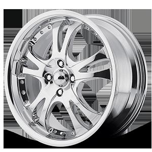 American Racing Custom Wheels AR683 Casino 4 Chrome