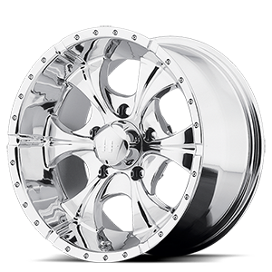 Helo Wheels HE791 MAXX 5 Chrome