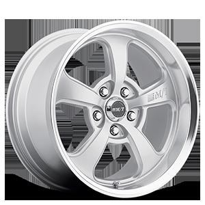 Mickey Thompson SC-5 20in. 5 Hyper Silver