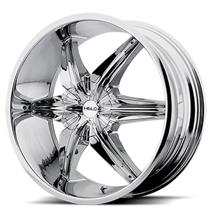 Helo Wheels HE866 6 Chrome