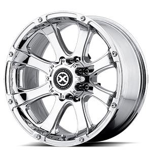 AX188 Ledge Chrome 8 lug