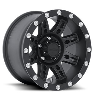 Pro Comp Wheels 31 Series 5 Matte Black