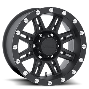 Pro Comp Wheels 31 Series 6 Matte Black