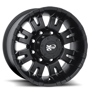 Pro Comp Wheels 01 Series 8 Satin Black