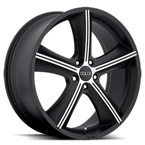 Dolce DC45 5 Matte Black Machined