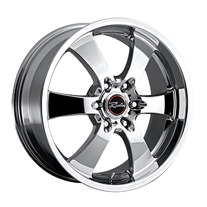 Raceline Wheels 136 Maxim 6 6 Chrome