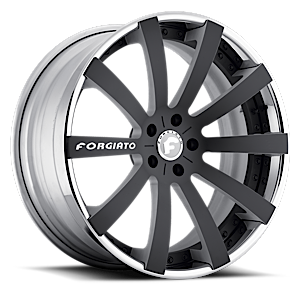 Forgiato 2.0 CONCAVO-ECL 5 Black