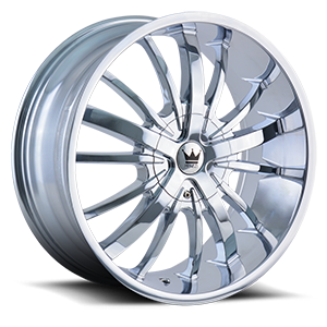 Mazzi 364 Essence 6 Chrome