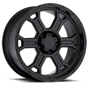 Vision Off Road 372 Raptor 5 Matte Black