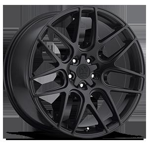 Motiv Luxury Wheels 409 Magellen 5 Satin Black