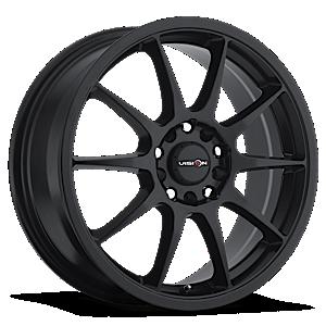 Vision Wheel 425 Bane 5 Matte Black